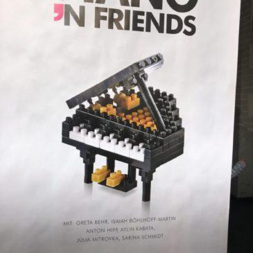 Piano'n friends im Goethe Gymnasium