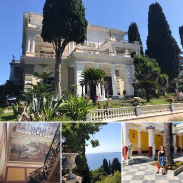 Achilleion Palast