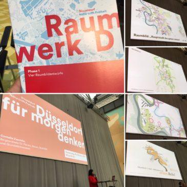 Zwischenpräsentation Raumwerk D und Eröffnungskonzert NEW FALL Festival