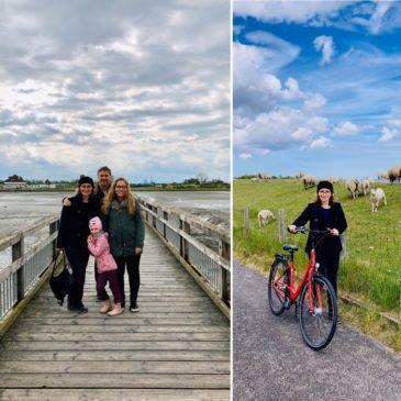 Fahrradtour an der Nordseeküste
