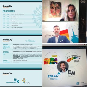 DiverseCity Kongress Düsseldorf 2020