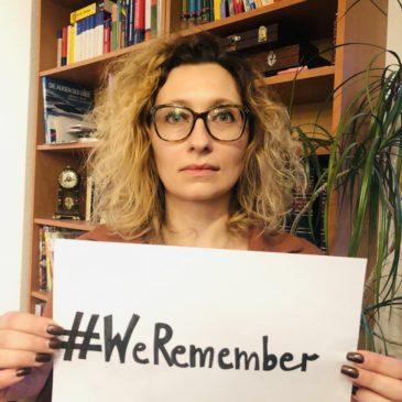 """""""We remember"""""""