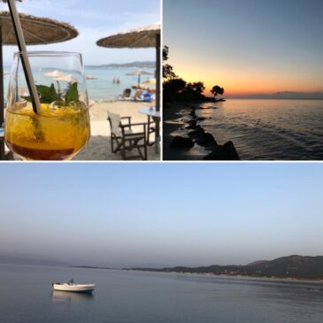 Sommerurlaub auf Korfu
