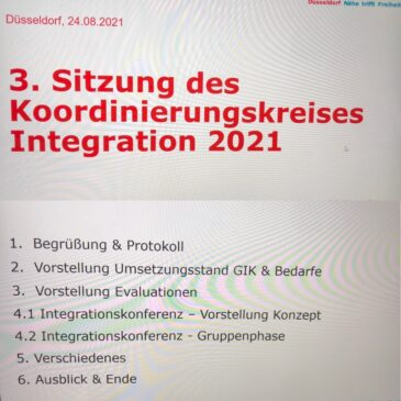 Koordinierungskreis Integration