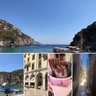 Tagestour auf Corfu